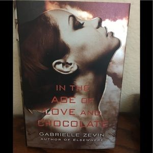 In The Age of Love and Chocolate Fiction Hardback